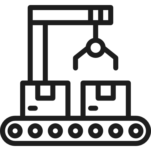 transport logistics icon
